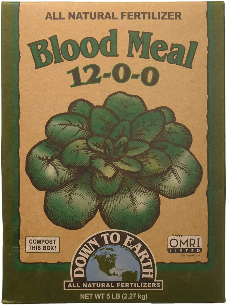 Down To Earth Bloodmeal