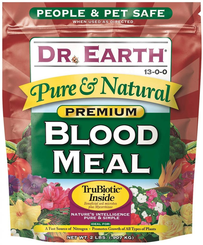 Dr Earch Natural Nitrogen fertilizer