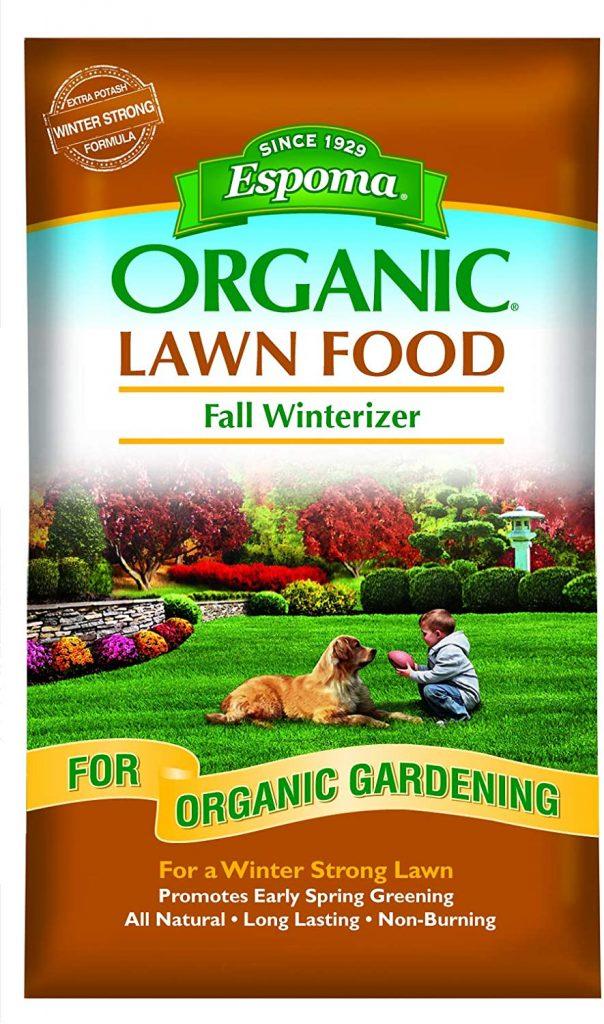 Espoma Lawn Fertilizer