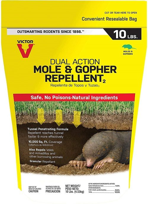 Gopher Repellent