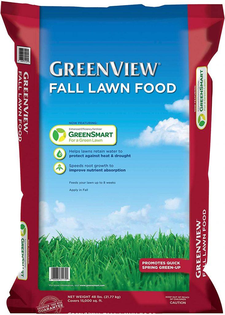 GreenView nitrogen lawn fertilizer