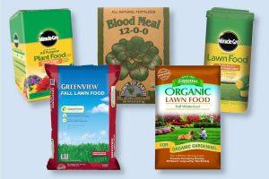 best high nitrogen fertilizers