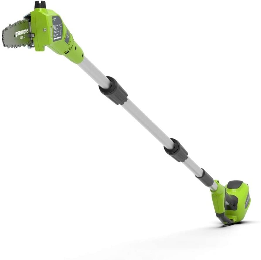 Greenworks Cordless Battery Pole Saw
