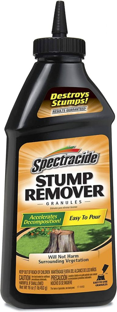 Spectracide Stump Remover