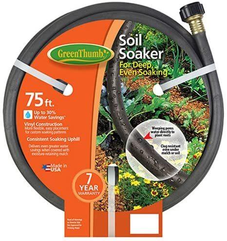 heavy duty soaker hose