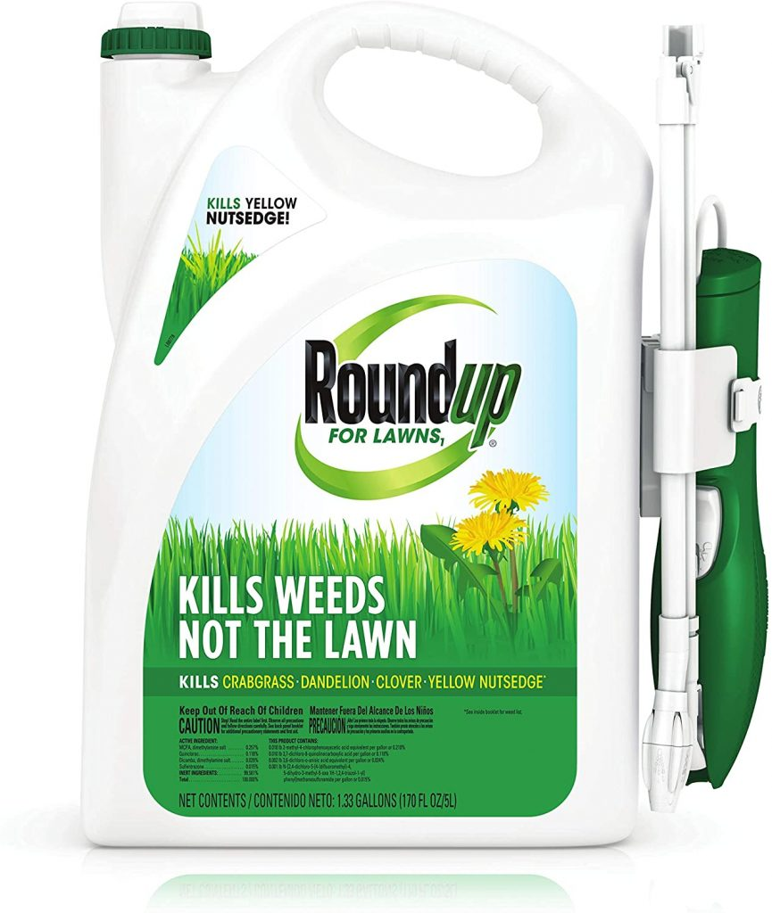 roundup best dandelion killer