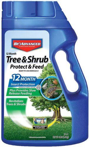 BioAdvanced Protect & Feed Shrub And Tree Food
