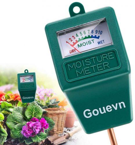 Gouevn Soil Moisture Meter Soil Test Kit