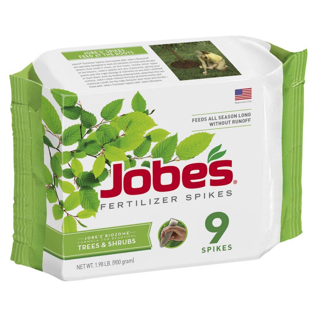 Jobe's Tree And Shrub Fertilizer Spikes