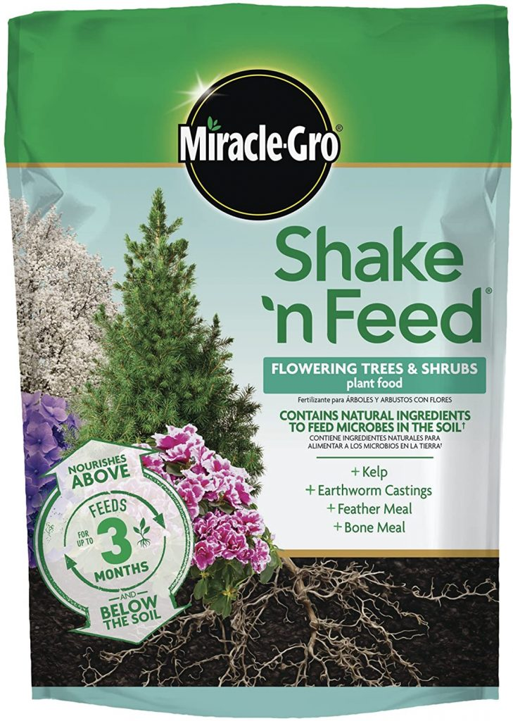 Miracle-Gro Flowering Tree And Shrub Fertilizer
