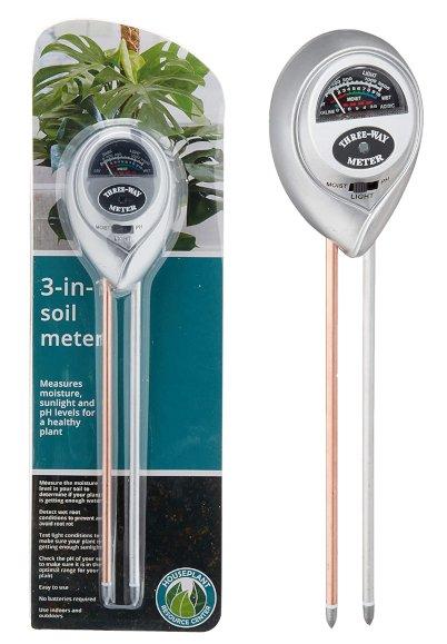 Plant centre 3 in 1 soil test kit 1