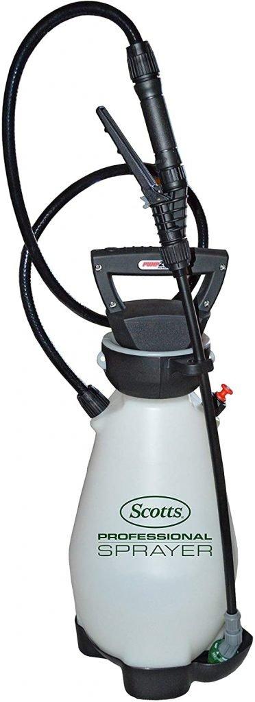 Scotts Battery Powered Pump Zero Technology Sprayer