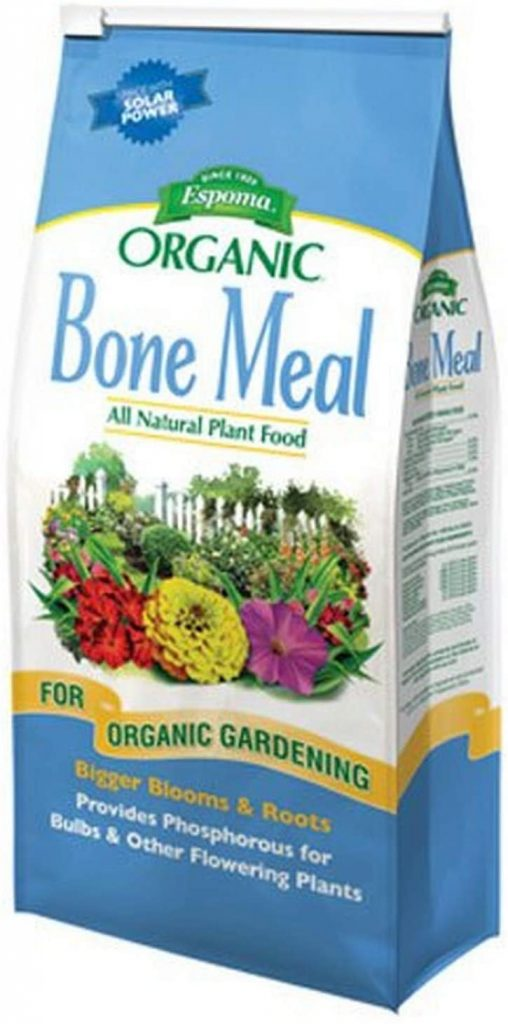 espoma bonemeal for hydrangea
