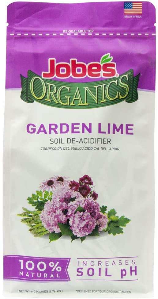 jobes organic lime fertilizer