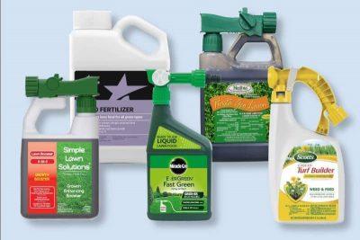 best liquid lawn fertilizer