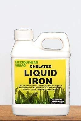 Southern Ag Chelated Liquid Iron For Lawns