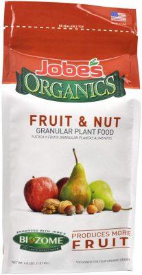 Jobe's Organics Fruit & Nut Granular Fertilizer