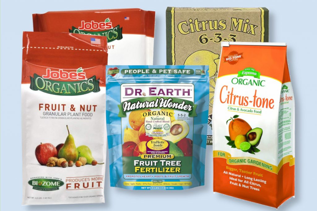 best cherry tree fertilizers