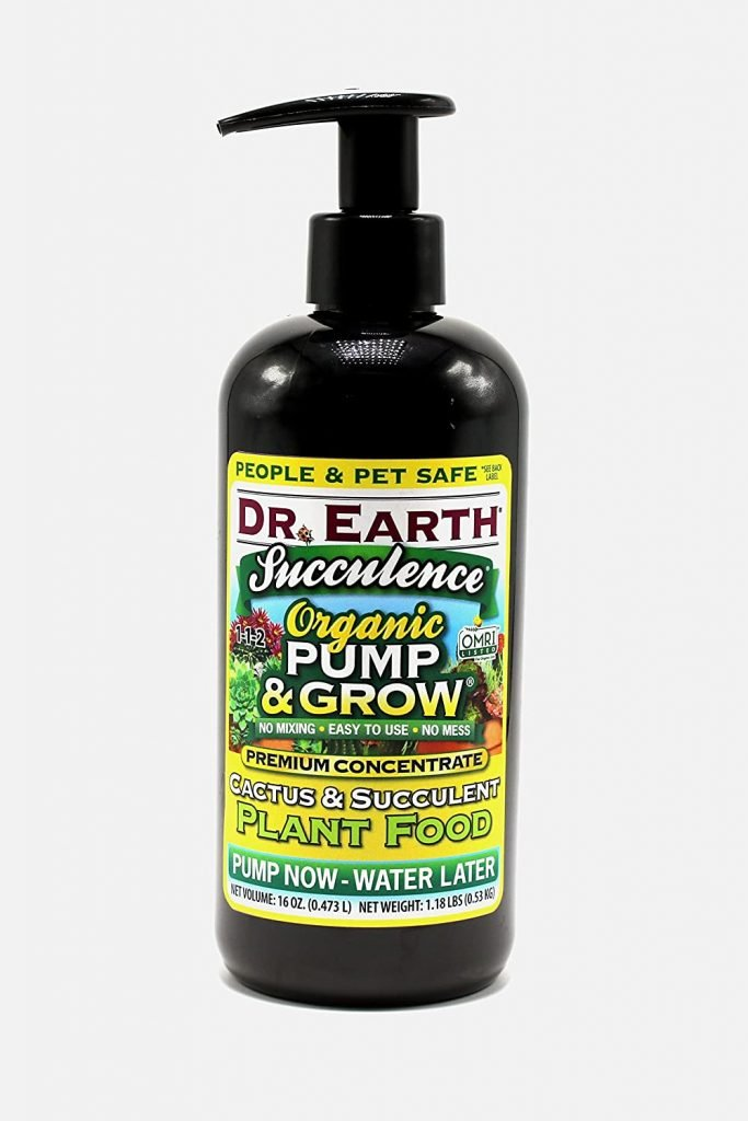 Dr Earth Succulent Spray