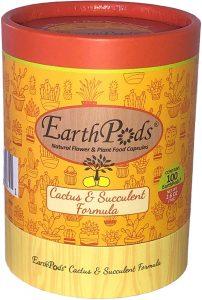 Earth Pods Succulent fertilizer
