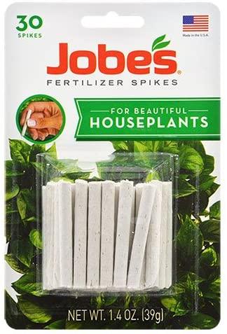 jobes houseplant spikes
