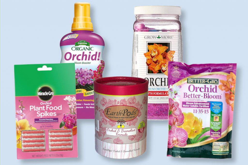 best orchid fertilizer food