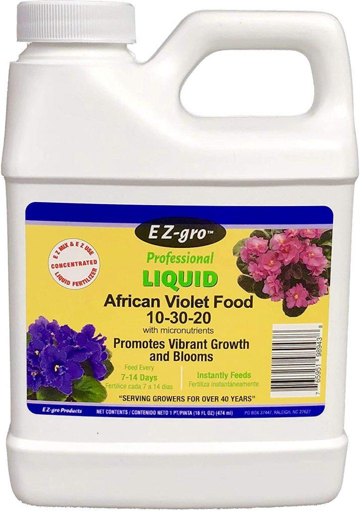 EZ-Gro African Violet Food