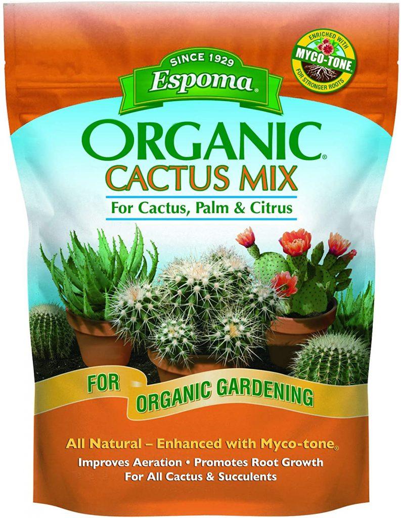 Espoma Cactus Soil Mix