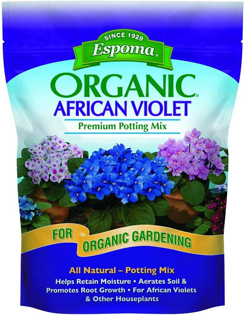 Espoma Organic African Violet Potting Mix