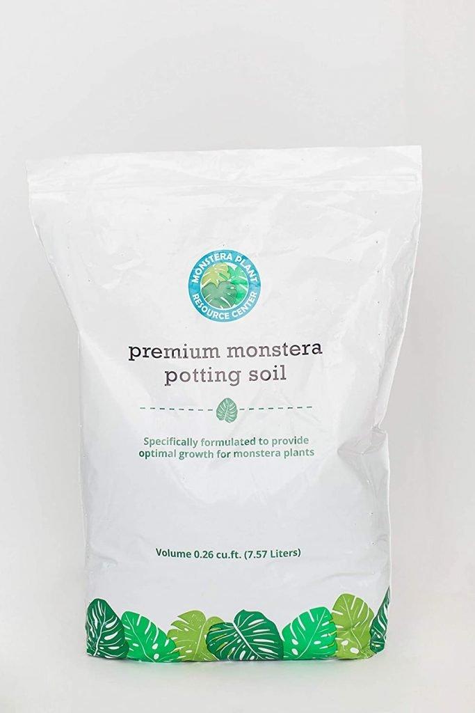 Monstera-potting-soil