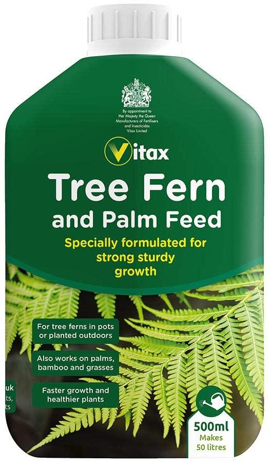 Vitax tree fern-and-palm food