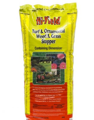 Hi-Yield Weed And Grass Stopper