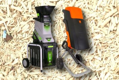 best electric wood chipper shredder