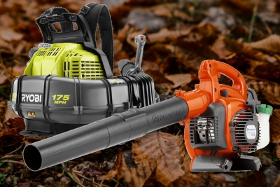 best gas leafblowers