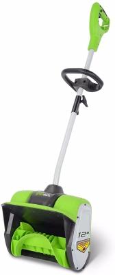 Greenworks 8amp electric snow shovel