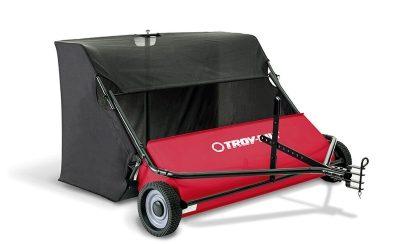 Troy-Bilt 42 inch Lawn Sweeper