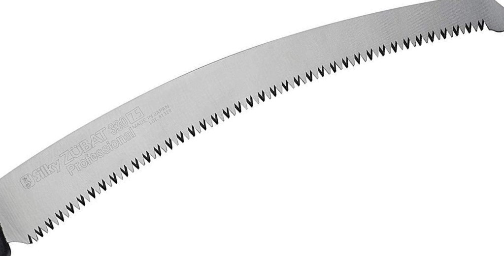High TPI Ration Pruning Saw Blade