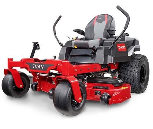 toro titan zero turn mower 1